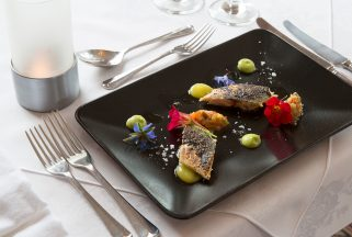 Top restaurant in Dorset serves fresh fish