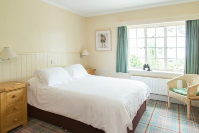 Double bedroom in Knoll House